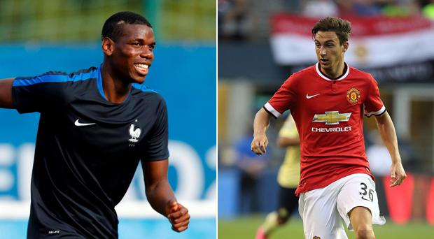 Paul Pogba and Matteo Darmian could be swapping clubs