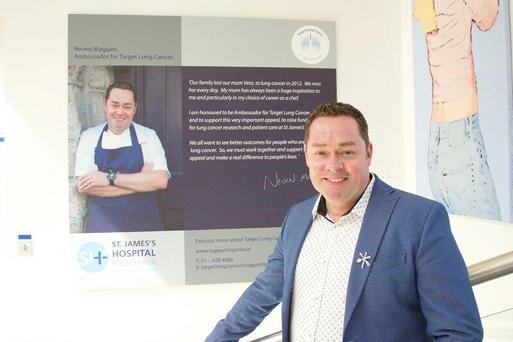 Neven Maguire has opened up about his mother's death