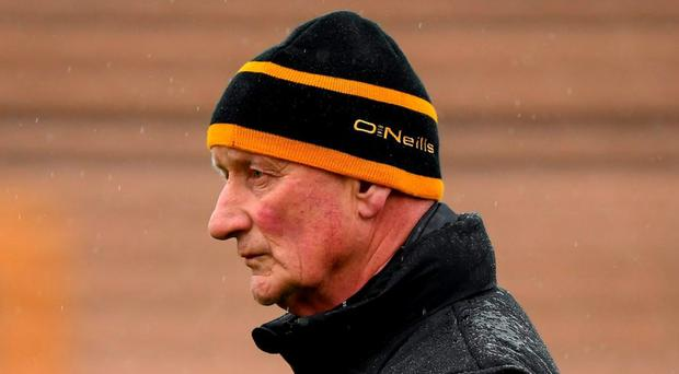 Kilkenny manager Brian Cody. Photo: Ray McManus / Sportsfile