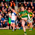 Kerry need to find a way to deliver quality ball to star forward Colm Cooper more often. Photo: Stephen McCarthy / Sportsfile