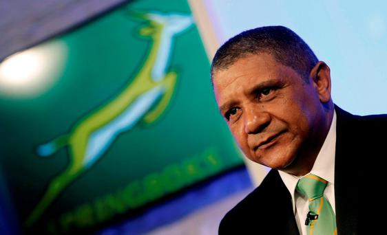 Allister Coetzee Picture: Reuters