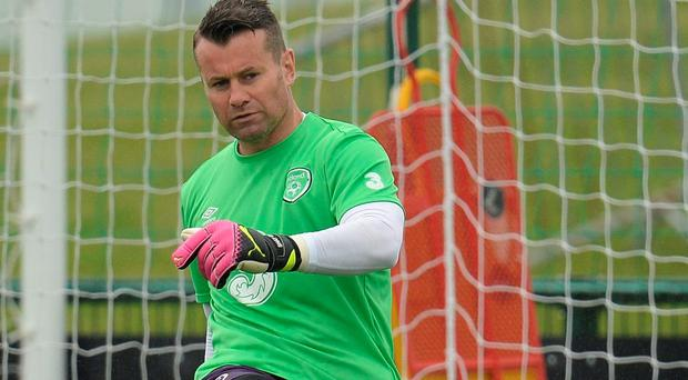 Shay Given describes Martin O'Neill as 'hard to read' Picture: Seb Daly/Sportsfile