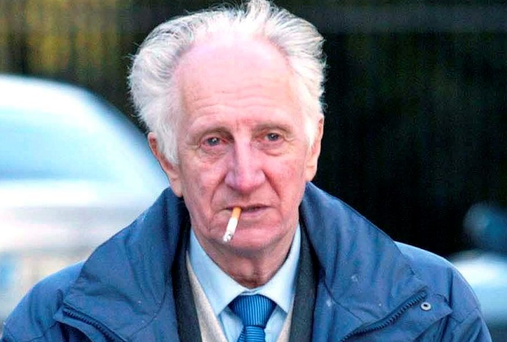 Eamon Cooke: jailed in 2007 (Picture: Courtpix)