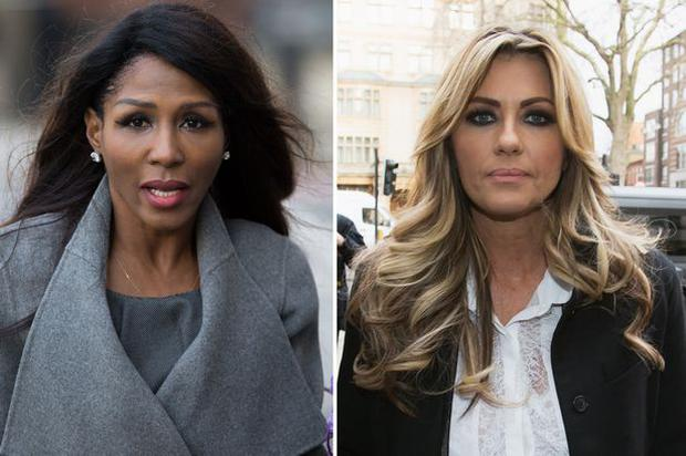 Dawn Ward has been found guilty of assaulting singer Sinitta. Photo: PA