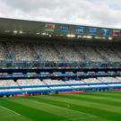 A view of the Stade de Bordeaux ahead of the UEFA Euro 2016 between Wales and Slovakia