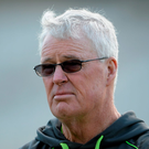 Ireland head coach John Bracewell. Photo: Brendan Moran / Sportsfile