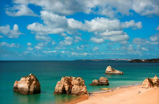 Faro: If you're are going to get sick abroad, do it somewhere nice