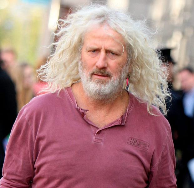 Independent TD Mick Wallace Photo: Tom Burke