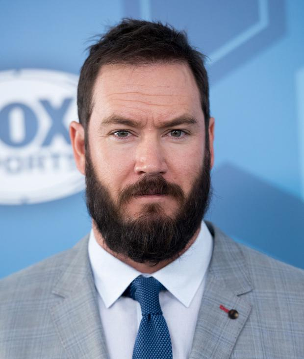 Mark-Paul Gosselaar attends the 2016 Fox Upfront at Wollman Rink, Central Park on May 16, 2016 in New York City. (Photo by Noam Galai/WireImage)