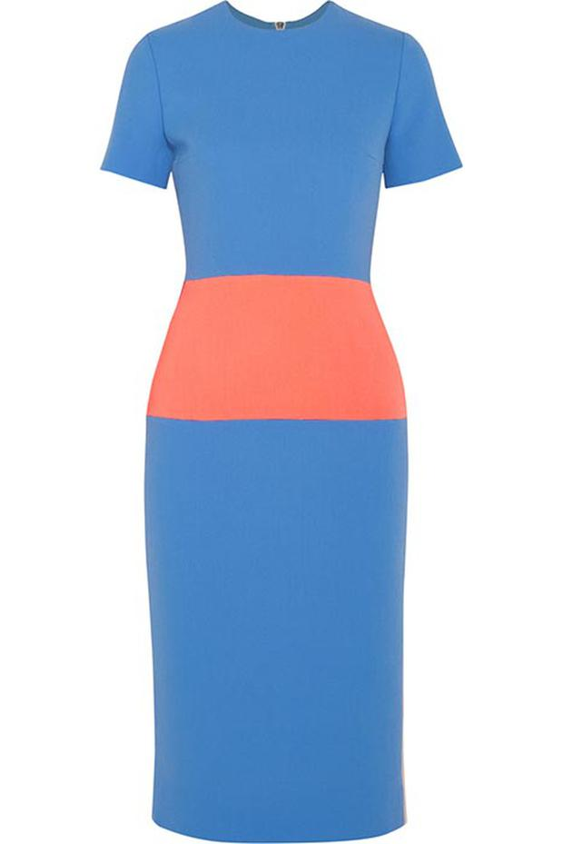 The Roksanda Ilincic dress is available from The Outnet