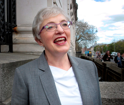 Katherine Zappone Photo: Tom Burke