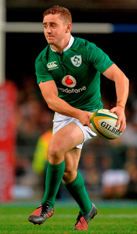 Paddy Jackson who came of age, was particularly influential. Photo: Brendan Moran/Sportsfile