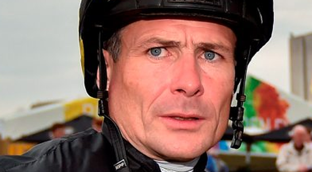 If Munaashid strips fit under Pat Smullen (p), he is the horse they all have to beat. Photo: Sportsfile