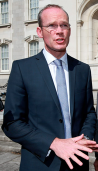 Housing Minister Simon Coveney. Photo: Frank Mc Grath