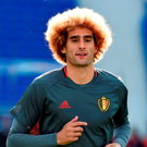 Marouane Fellaini. Photo: Claudio Villa/Getty Images