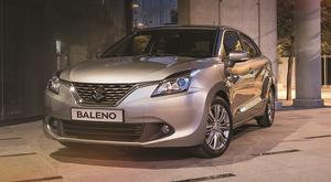 The all new Suzuki Baleno