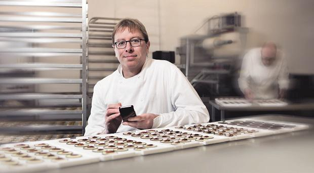 Phillip O'Connor, Seymours Biscuits, Bandon, Cork