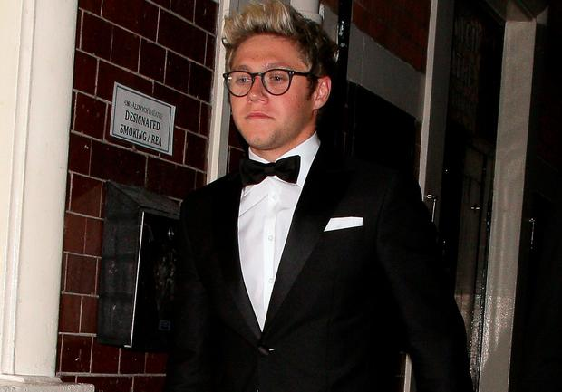 Niall Horan attending Kevin Pietersen's KP24 Foundation Gala Dinner on June 9, 2016 in London, England. (Photo by Mark Milan/GC Images)