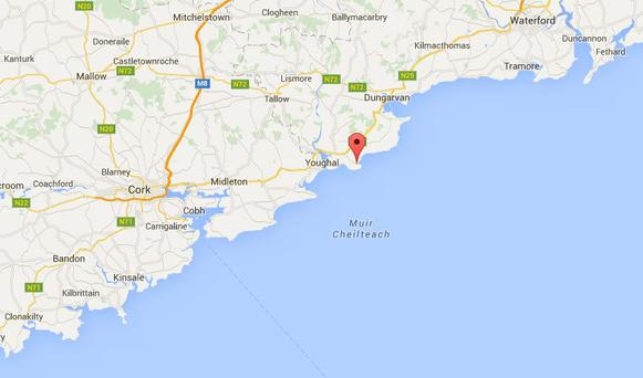 The man drowned off the coast of Waterford