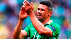 The only worry for me would be Jonathan Walters' fitness. When we went off, we lost a bit of the momentum. Photo: Clive Rose/Getty Images