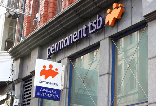 The court decision comes less than a year after Permanent TSB set up a redress and compensation scheme for just under 1,400 mortgage customers who were forced off tracker rates on to more expensive rates. Photo: Collins