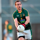 Graham Reilly, Meath. Picture credit: Paul Mohan / SPORTSFILE