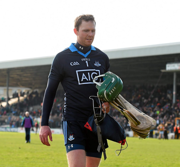 "Gary Maguire; ""It's his opinion. He's entitled to his opinion. He's probably done more for Dublin hurling than anyone in the recent past."" Picture credit: Stephen McCarthy / SPORTSFILE"
