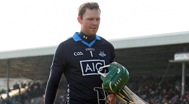 """Gary Maguire; """"It's his opinion. He's entitled to his opinion. He's probably done more for Dublin hurling than anyone in the recent past."""" Picture credit: Stephen McCarthy / SPORTSFILE"""