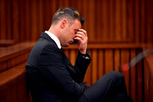 Oscar Pistorius. Getty Images