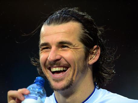 Joey Barton, a former Marseilles player, said he ran into a group of men that looked like