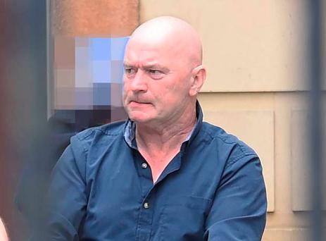 Martin O'Brien (55), from Rossnagalliagh Park in Derry