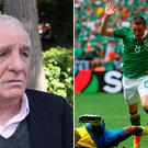 Eamon Dunphy has slammed James McCarthy once more