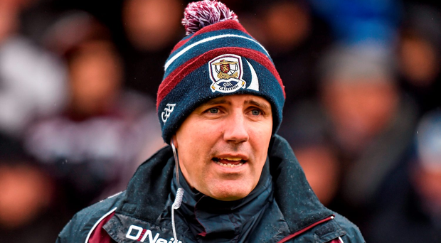 """Walsh; """"It's not ideal but we'll have to make it work."""" Picture credit: Cody Glenn / SPORTSFILE"""