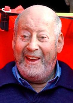 BBC broadcaster Clement Freud, Photo credit: David Cheskin/PA Wire