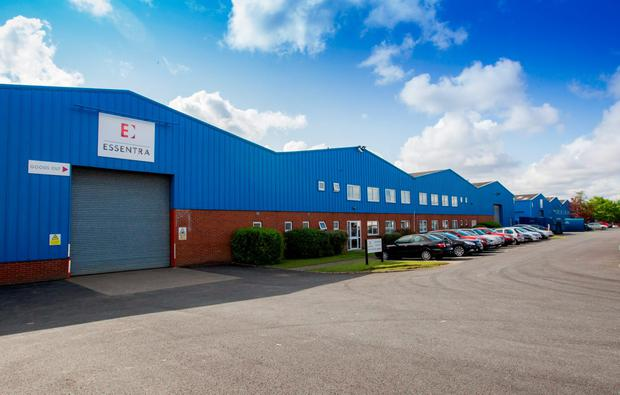This industrial facility in north Dublin has a guide price of €3.2m.