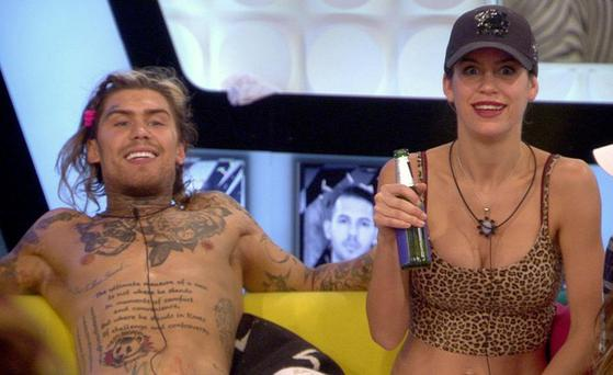 Marco Pierre White Jr flirts with fellow Big Brother contestant Emma Jensen