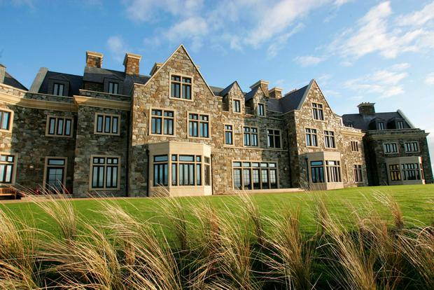 Doonbeg: Trump has invested in west Clare, where 'investment is badly needed,' according to local politicians