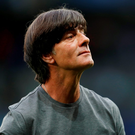 Joachim Low's world champions looked efficient in their defeat of Mexico. Photo: REUTERS/Carl Recine