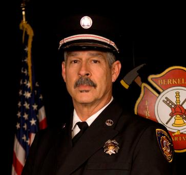 Fire captain Rick Guzman: 'Some of them were comforting and holding some of their friends that had just fallen'