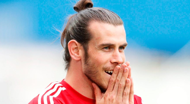Meanwhile Welsh chests are swelling; there is even a sense of inevitability that Bale, who has taken on almost bogeyman status, will score. Photo: REUTERS/Carl Recine