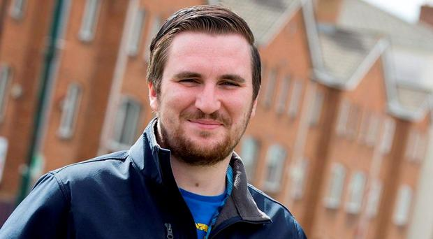 USI President Kevin Donoghue. Picture Andres Poveda