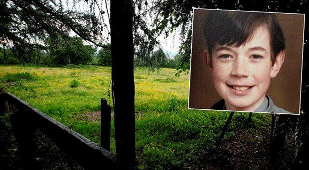 The isolated field which may hold the secret to Philip Cairns disappearance