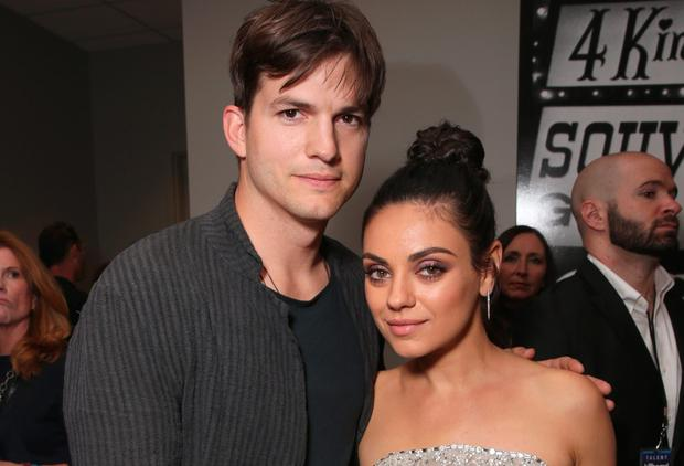 (L-R) Actors Ashton Kutcher and Mila Kunis attend the 2016 Billboard Music Awards at T-Mobile Arena on May 22, 2016 in Las Vegas, Nevada. (Photo by Todd Williamson/BBMA2016/Getty Images for dcp)