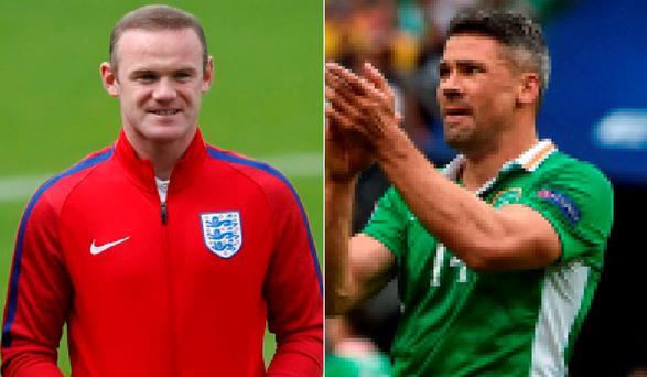 Wayne Rooney says Walters is a wind-up merchant