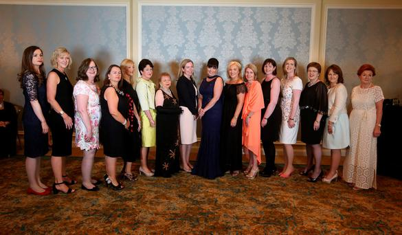 A group picture of the 2016 WXN Top 25 Award winners. Picture credit; Damien Eagers 16/6/2016
