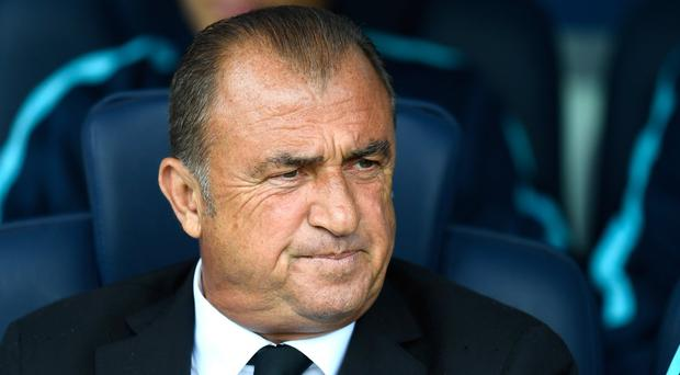 Turkey coach Fatih Terim (Photo by Mike Hewitt/Getty Images)