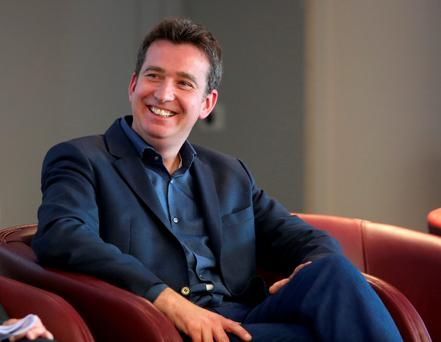 Mr Little is set to be in charge of the social network's European headquarters in the capital, which already employs more than 200 people and is expanding. Photo: Sam boal/RollingNews.ie