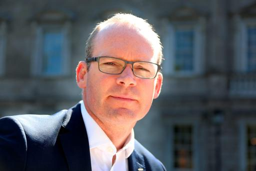 Housing Minister Simon Coveney will meet the bigger companies next week, and will seek explanations as to why charges are being hiked. Pic Tom Burke