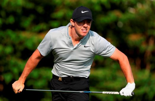 Rory McIlroy will not compete at the Olympics