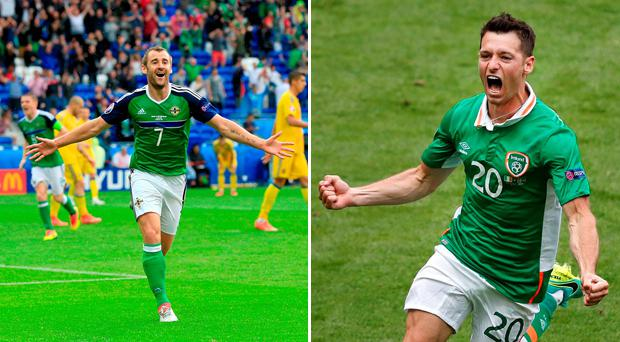 Northern Ireland and the Republic of Ireland could make the knockout stages as one of the four best third placed teams